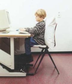 Computer in de klas