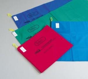 Glijzeilen bestaan in alle kleuren en formaten