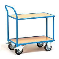 Tafelkar met losse wielen