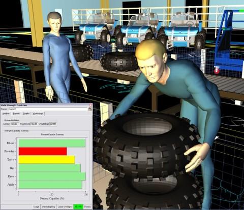 Jack computermodel tillen