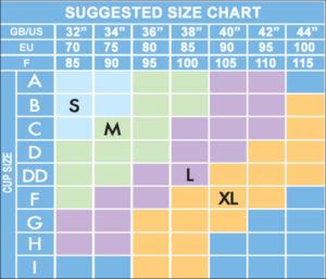 Tabel BH maten