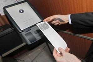 Ticket geeft feedback over stemkeuze.