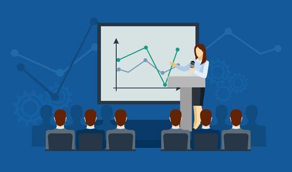 Powerpoint presentatie geven