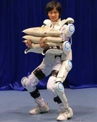 Actief exoskelet