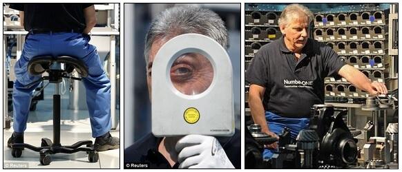 Voorbeelden hoe BMW langer werken mogelijk maakt met ergonomie
