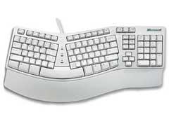 Microsoft Natural Elite toetsenbord