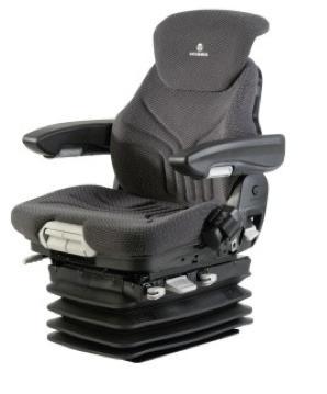 Luchtgeveerde zetel