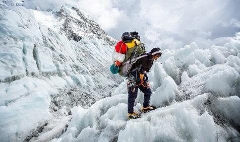 Sherpa draagwijze