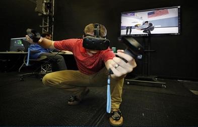Virtual Reality simulatie