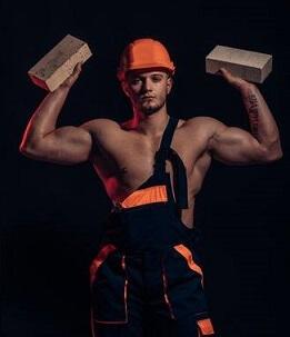 Werk als gratis fitness?