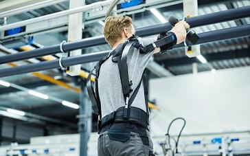 Skelex exoskelet voor de schouders