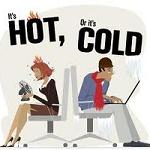 Werken in koude of warmte